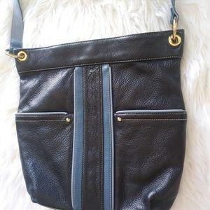 Stone Mountain Accessories Bags - Black/Blue Stone Mountain Purse